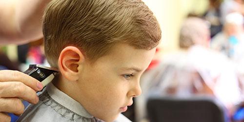 к чему снится стричь волосы ребенку