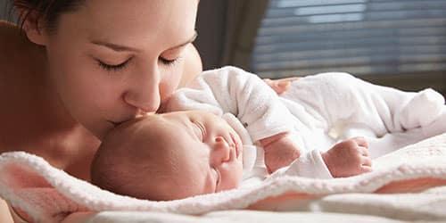 Родить малыша