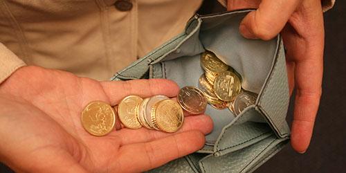 приснились мелкие деньги