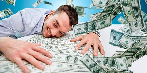 Видеть во сне много денег
