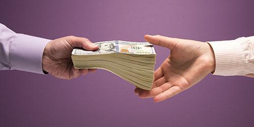 К чему снится много бумажных денег?