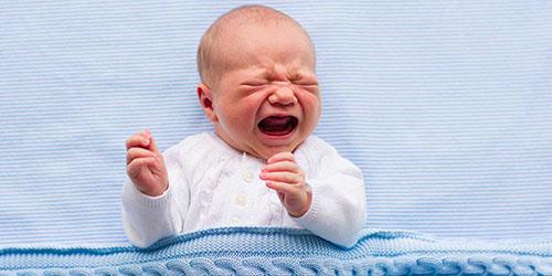 приснился плачущий новорожденный мальчик