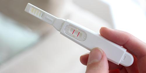 К чему снится положительный тест на беременность?