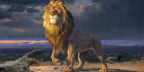Приоритетный гороскоп для Льва на 2021 год