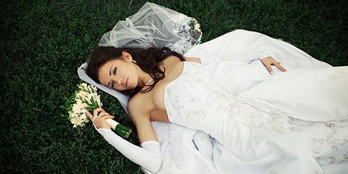 К чему снится девушка, женщина или знакомая в свадебном платье?