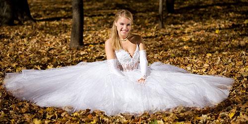 Знакомая в свадебном платье во сне