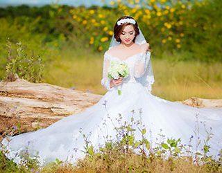 Примерять, выбирать и покупать свадебное платье