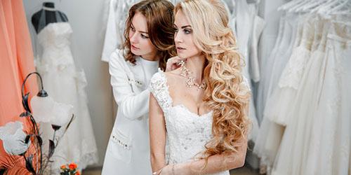 Подруга примеряла свадебное платье во сне