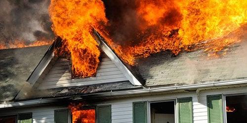 К чему снится пожар у соседей?