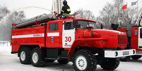 К чему снится пожарная машина?